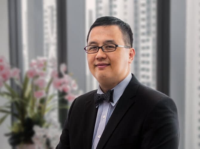 Dr Yong Ren