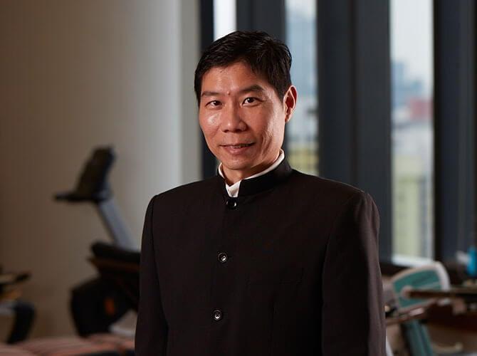 Dr Mathew Cheng
