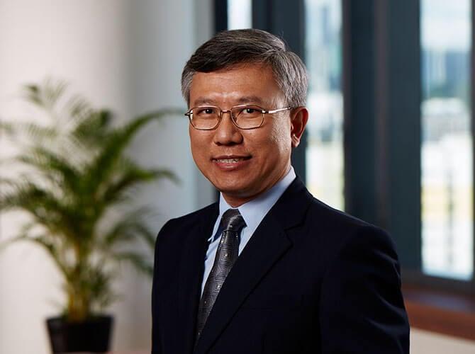 Dr Winston Chew