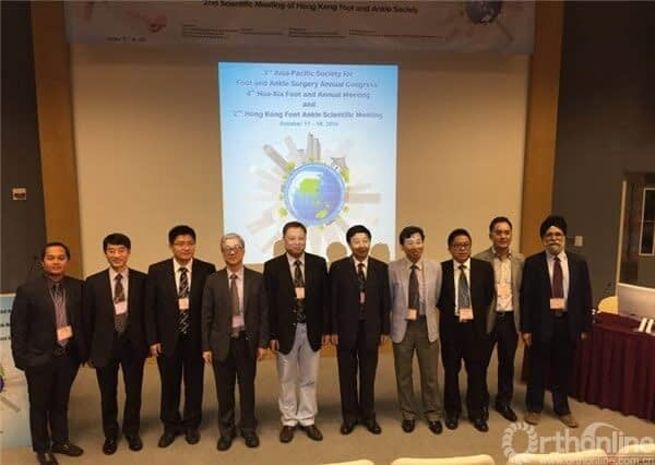 Asia Pacific Society for Foot and Ankle Surgery 3rd Scientific Meeting