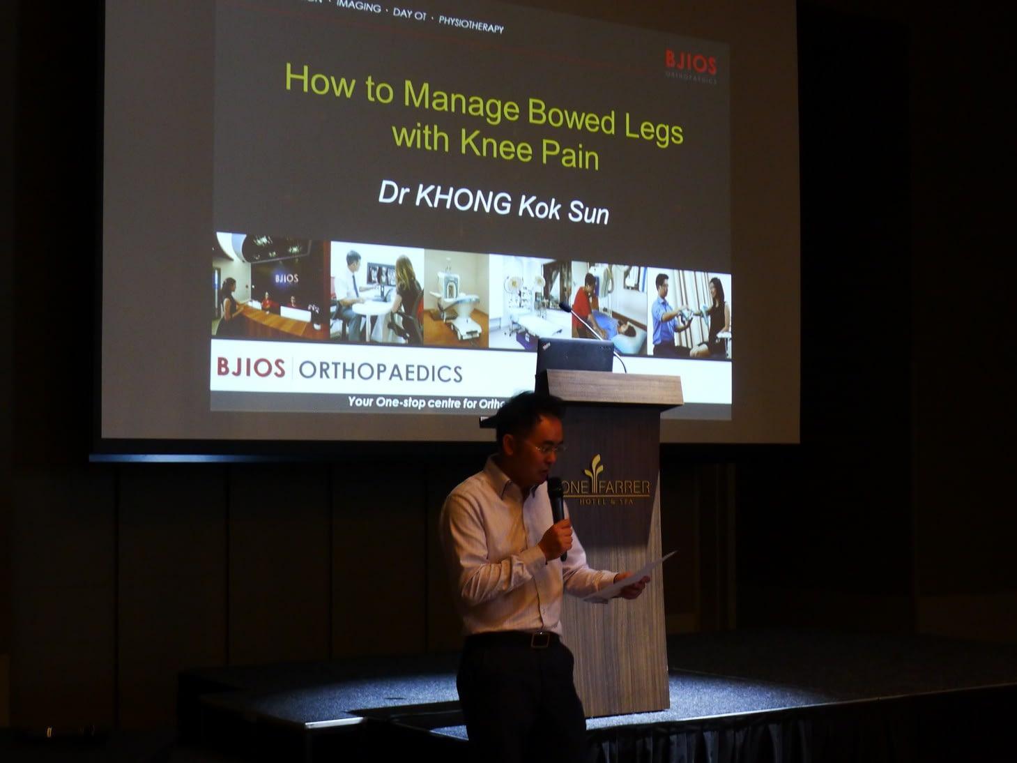 Farrer Park Hospital CME Talk