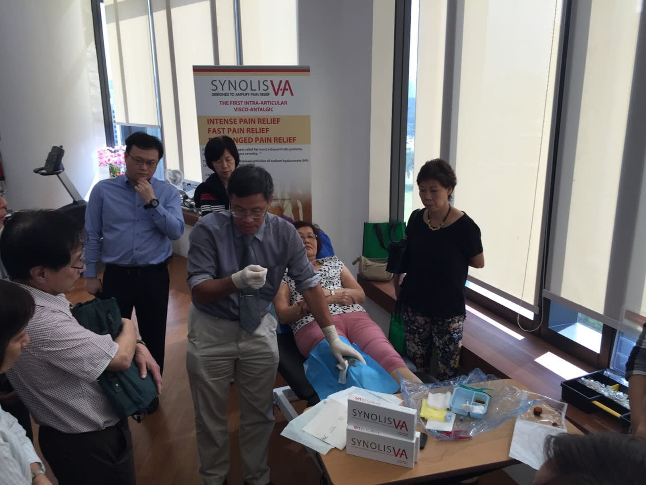 Bjios Injection Workshop with Novem Healthcare