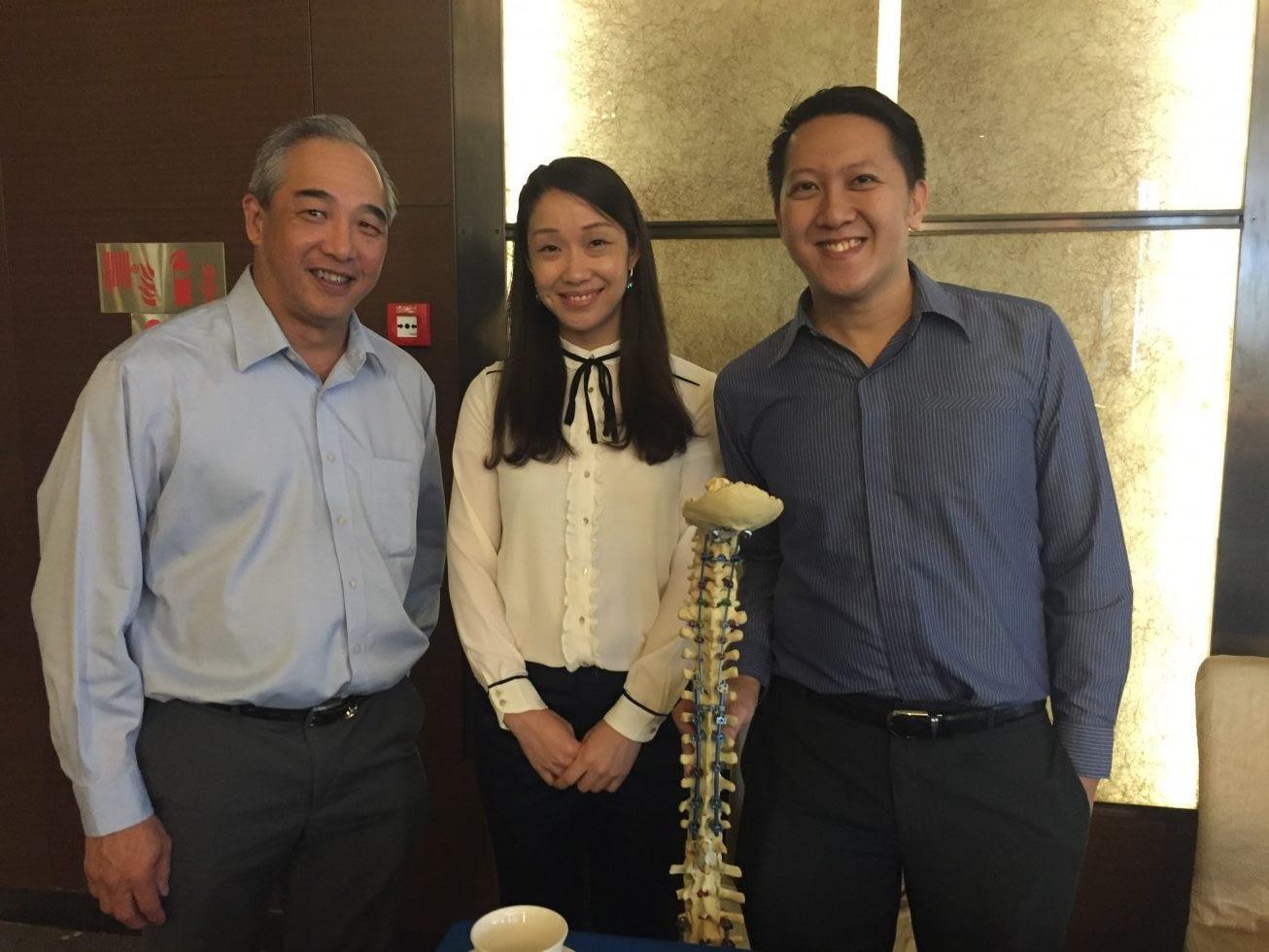 BJIOS GP Lunch Talk Spine Management
