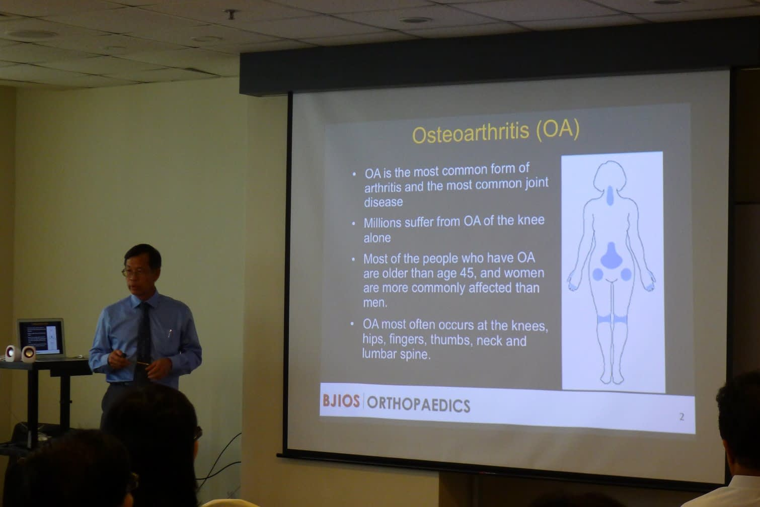 Bjios Osteoarthritic Knee What You Need To Know